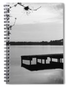 Usa, Florida, Orlando, Koa Campground Spiral Notebook
