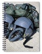 Usaf Gear Spiral Notebook
