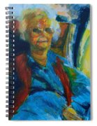 Use 2b So Ez - Alzheimer's Perch - The Long Good-bye Spiral Notebook
