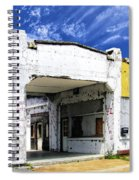 Used Cars Spiral Notebook