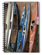 Used Spiral Notebook