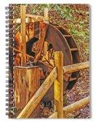 Using Nature Spiral Notebook
