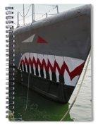 Uss Torsk Ss-423 Spiral Notebook