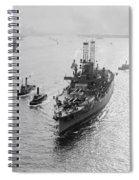 Uss Wyoming, C1912 Spiral Notebook