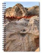 Utah Badlands Spiral Notebook