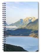 Utah Dawn Spiral Notebook