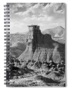 Utah Outback 18 Spiral Notebook