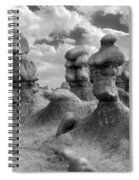 Utah Outback 23 Spiral Notebook