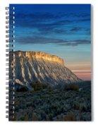 Utah Outback 40 Panoramic Spiral Notebook