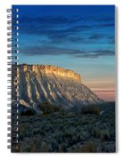 Utah Outback 40 Panoramic Spiral Notebook