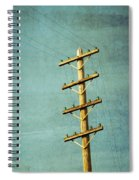 Utilitarian Spiral Notebook