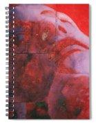 Uv Head Spiral Notebook