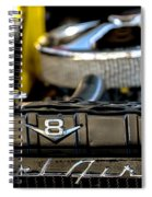 V8 Bel Air Spiral Notebook