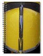 V8 Spiral Notebook