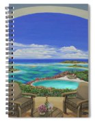 Vacation View Spiral Notebook