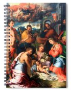 Vaga's The Nativity Spiral Notebook
