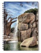 Valencia Elephant Spiral Notebook
