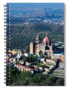 Valenciana, Mexico Spiral Notebook