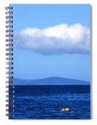 Valentia Island Lighthouse Spiral Notebook