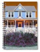 Valentine House Spiral Notebook