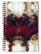 Valentine Love Spiral Notebook