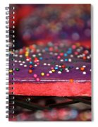 Valentine Treats Scratch Made Spiral Notebook