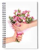 Valentine's Day Gift Spiral Notebook