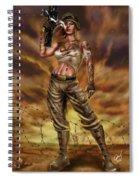 Valkyrie One Spiral Notebook
