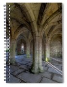 Valle Crucis Chapter House  Spiral Notebook