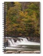 Valley Falls Scene 1 Spiral Notebook