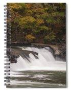 Valley Falls Scene 2 Spiral Notebook