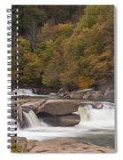 Valley Falls Scene 6 Spiral Notebook