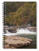 Valley Falls Scene 7 Spiral Notebook