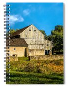 Valley Forge Barn Spiral Notebook