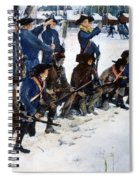 Valley Forge: Steuben, 1778 Spiral Notebook