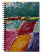 Valley Snow Spiral Notebook