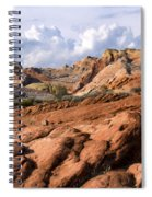 Valley View Spiral Notebook