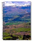 Valley Views Spiral Notebook