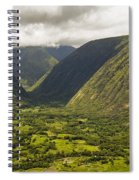 Vally View Spiral Notebook
