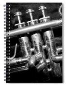 Valves Spiral Notebook