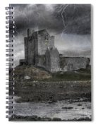 Vampire Castle Spiral Notebook