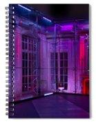 Vampire's Ballroom Spiral Notebook