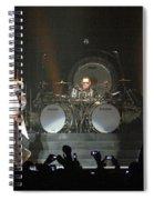 Van Halen-7026 Spiral Notebook