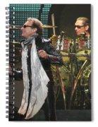 Van Halen-7073 Spiral Notebook