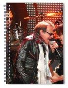 Van Halen-7132b Spiral Notebook