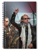 Van Halen-7148 Spiral Notebook