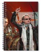 Van Halen-7149 Spiral Notebook