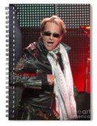 Van Halen-7224b Spiral Notebook