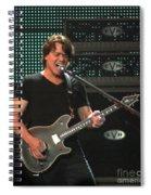 Van Halen-7355b Spiral Notebook