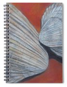 Van Hyning's Cockle Shells Spiral Notebook